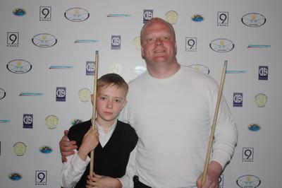 Герасименко Иван и отец