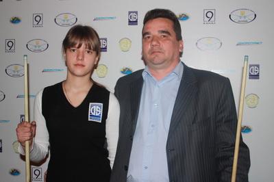 Клименко Виктория и Александр