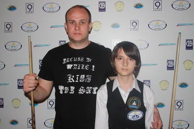 Новиков Александр и Шашков Артур