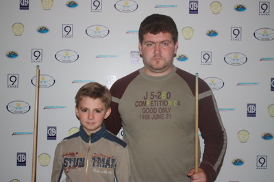 Шимотенко Никита и отец