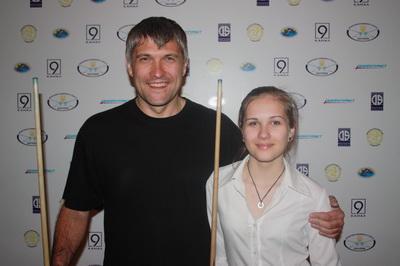 Яценко Ксения и Михаил